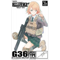 TOMYTEC's Little Armory G36 Model Kit