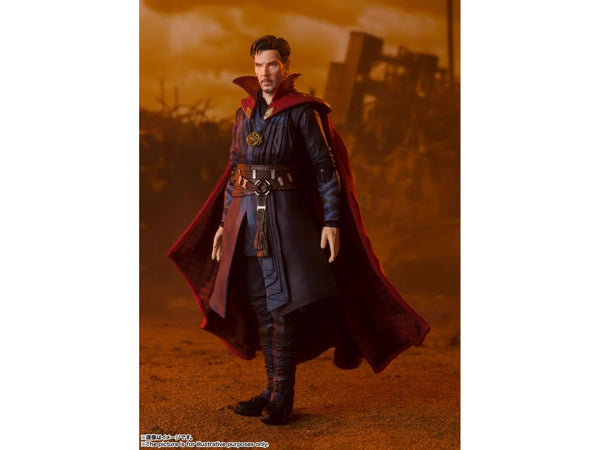 S.H.Figuarts Doctor Strange (Battle on Titan Edition) from Avengers: Infinity War