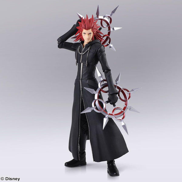 Bring Arts Axel from Kingdom Hearts III