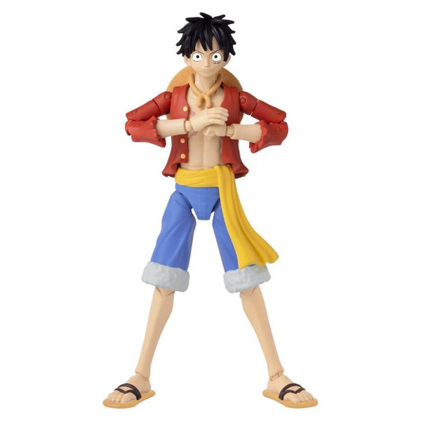 Anime Heroes Monkey D. Luffy from One Piece