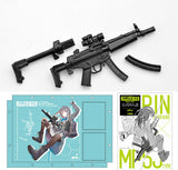 TOMYTEC's Little Armory [LS02] MPA5 (F Specifications) Rin Shirane Mission Pack