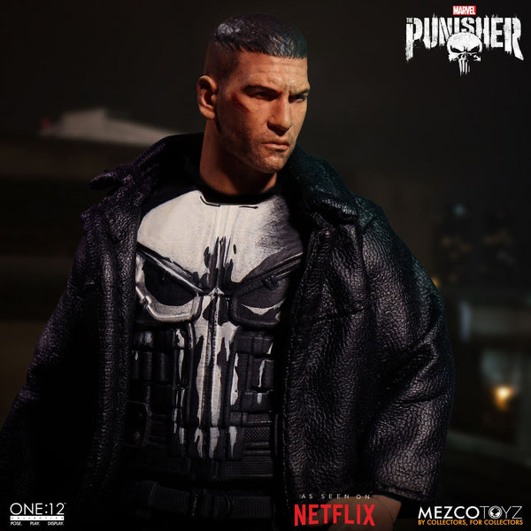 Mezco One:12 Collective Netflix Punisher Series