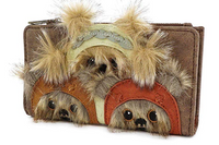 Loungefly Star Wars Ewok Wallet