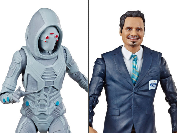 Marvel Comics 80th Anniversary Marvel Legends: X-Con Luis and Marvel's Ghost