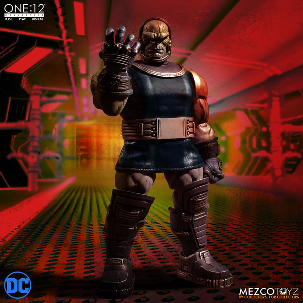 Mezco One:12 Collective Darkseid from the DC Universe
