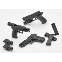 TOMYTEC's Little Armory P226 and P228 Pistols (LA007) Model Kit