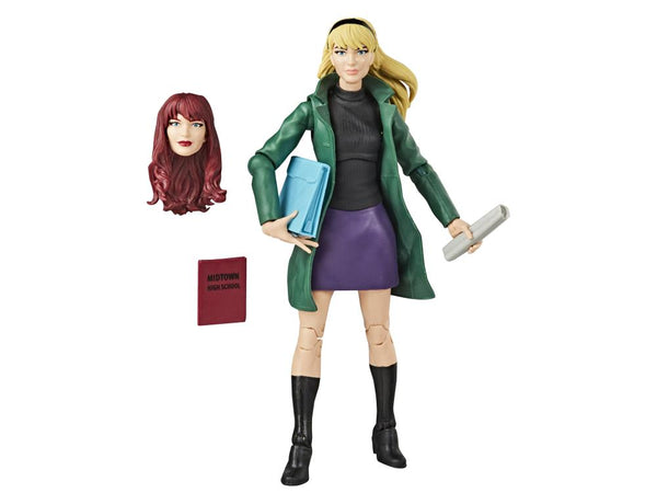 Marvel Legends Retro Collection Gwen Stacy/Mary Jane