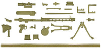 TOMYTEC's Little Armory (LA064) MG3KWS Rifle Model Kit