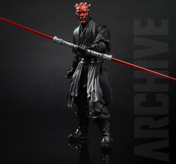 Star Wars The Black Series Archive: Darth Maul