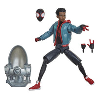 Marvel Legends - Spider-Man: Into the Spider-Verse Wave 1 - Miles Morales  (Stilt-Man BAF)