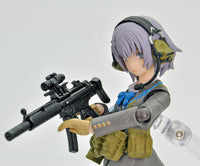 TOMYTEC's Little Armory MP5SD6 LA026 Model Kit