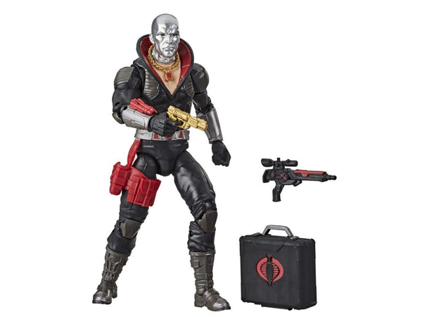 GI Joe Classified: Cobra Destro 03