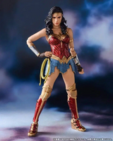 S.H. Figuarts Wonder Woman from WW84 The Movie