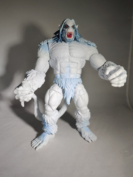 UNBOXED Marvel Legends BAF Wendigo