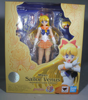 S.H. Figuarts Sailor Venus (Animation Color Edition) from Sailor Moon