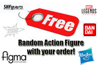 Free Figure with ANY PURCHASE! MUST ADD TO YOUR CART WITH PURCHASE! (BLACK FRIDAY SPECIAL)
