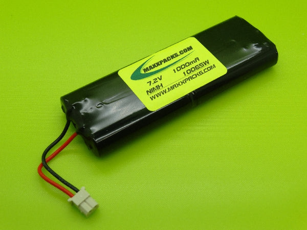 1006SW 7.2v 1000mah NiMH AAA SWINGLINE MODEL 48201 BATTERY PACK