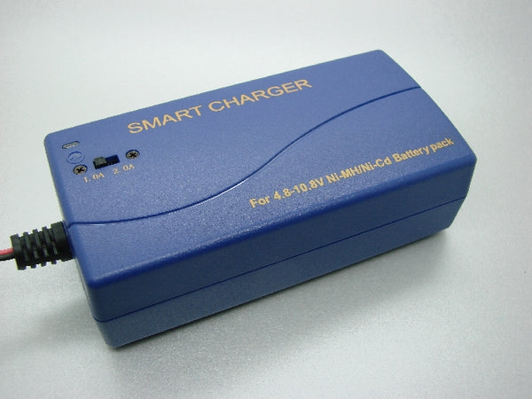 CH49 NiMH/Nicad Peak Charger 4-9 cell (4.8v-10.8v), 115-240vac input
