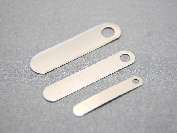 Solder tab AA, A, Sub-C cells