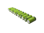 E1511F 13.2v ELITE 1500mah NiMH 11 cell 2/3 A Flat Pack