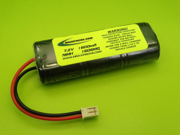 1606MQ 7.2v 1600mah NiMH 2/3 A FOR MINI QUAKE