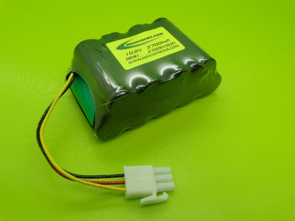 S2709H-SUN 10.8v 2700mah NiMH SS140 BATTERY FOR SUNRISE TELECOM SUNSET
