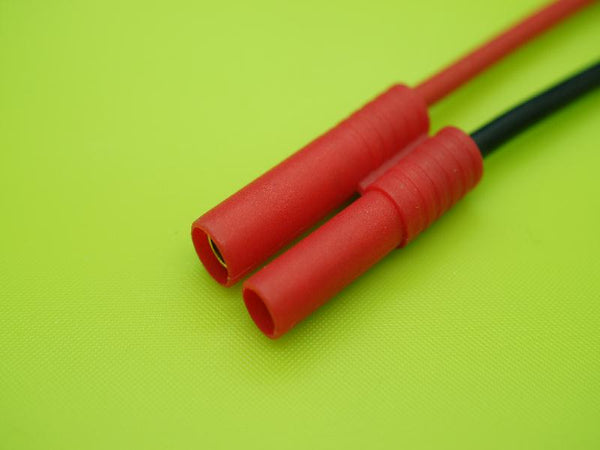 4MM RED (BATTERY SIDE)