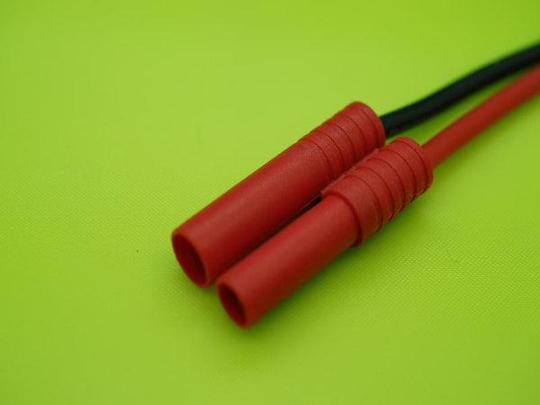 4MM RED (CHARGER SIDE)