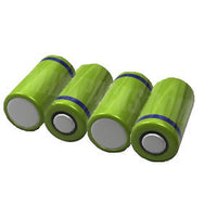 S2704F 4.8v 2700mah NiMH AA Pack SANYO/FDK JAPAN CELL