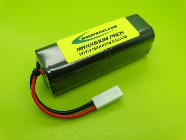 1608AUG ATTACK PACK: 9.6v NiMH 1600mah Airsoft AUG Battery