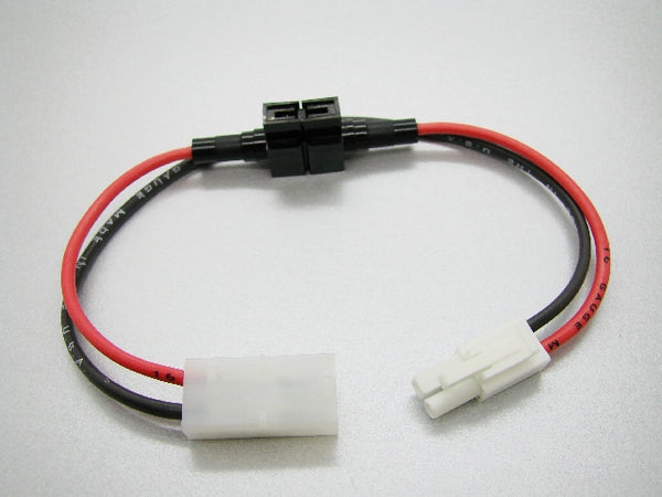 FA2 FUSE ADAPTER-  Female Tamiya-Mini Male Kyosho