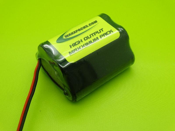 S2505H-Rx 6v 2500mah NiMH AA Pack FDK LOW SELF DISCHARGE
