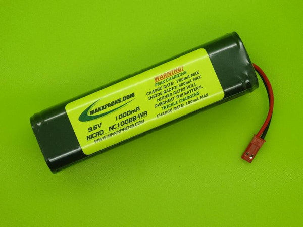 NC1008B-WA 9.6v 1000mah Nicad for WALKERA DEVO 7