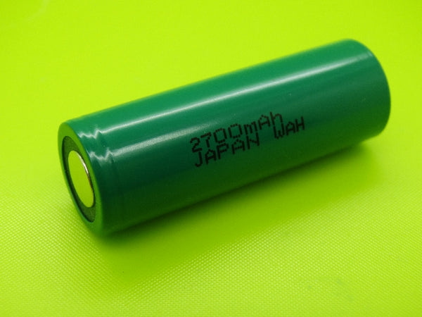 A 2700mAh NiMH SANYO / FDK JAPAN HR-AUX NIMH FLAT TOP CELL