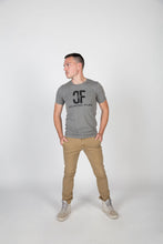 Load image into Gallery viewer, Country Fuzz Grey Shirt