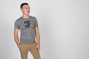 Country Fuzz Grey Shirt