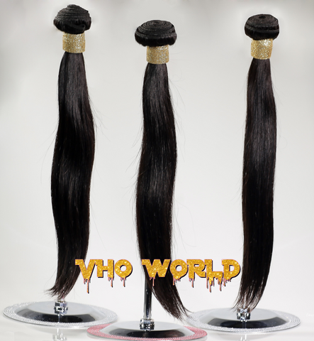 Brazilian Straight 7A Human Raw Hair - VHO World