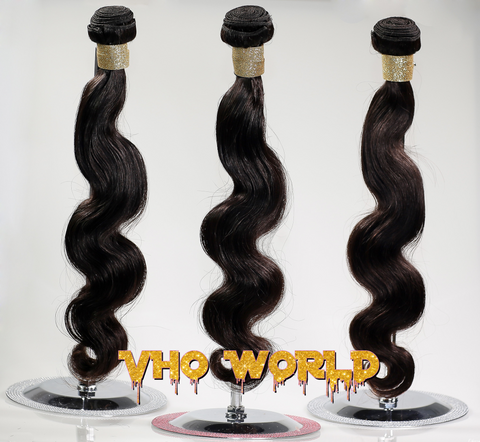 Brazilian Body Wave 7A Virgin Hair - VHO World