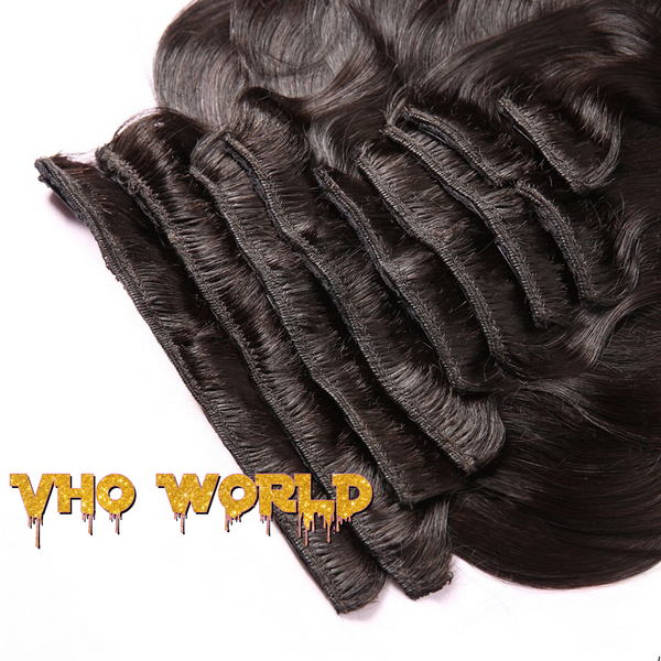 Clip In Packages - VHO World