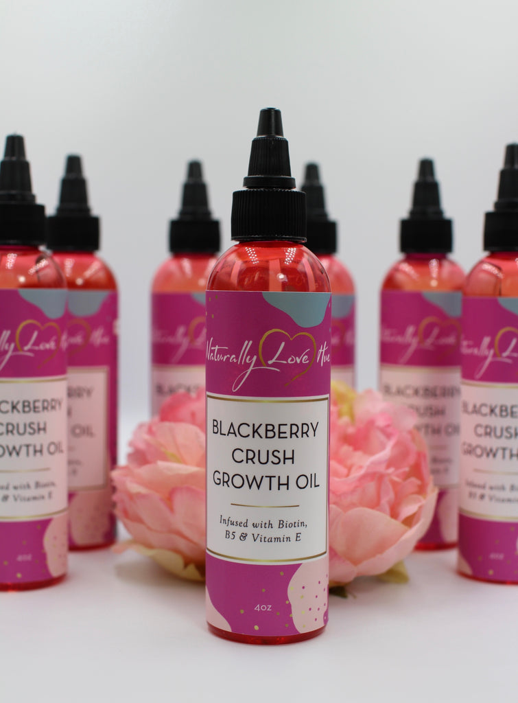 Blackberry Crush Growth Oil