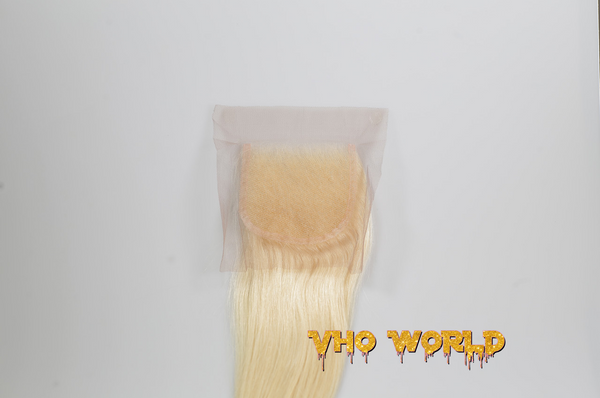 Blonde Frontals & Closures - VHO World