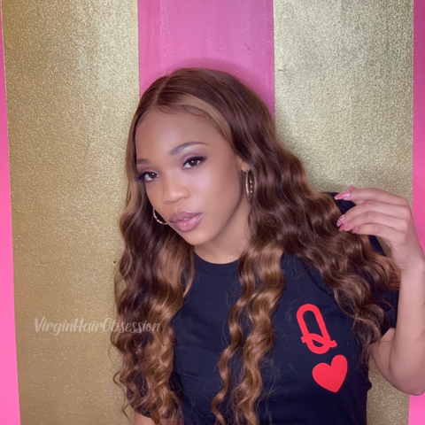 The BeeHive- Lace Front Wig