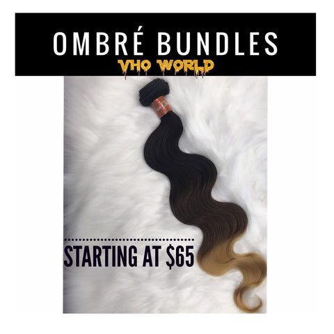 Mixed Ombre Bundles - VHO World