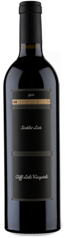 "2016 Cliff Lede Rockblock ""Soul Fire"" 2015 Stag's Leap District Napa Valley Kalifornien"