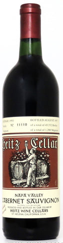 1993 Heitz Trailside Cabernet Sauvignon Napa Valley Kalifornien