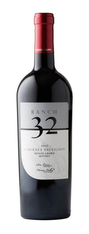 2018 Ranch 32 Cabernet Sauvignon Estate Monterey
