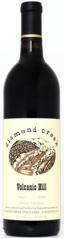 3.75dl Flasche / 2017 Diamond Creek Volcanic Hill Napa Valley