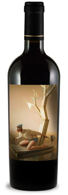 2017 Parts Unknown Behrens Family Merlot Blend Spring Mountain Napa Valley