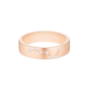 [Osborn] Men's Big Dipper Constellation Band - Men's Band - Michellia Fine Jewelry