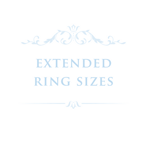[Extended Ring Sizes] Women's Extended Sizes 9-13 US - Add on - Michellia Fine Jewelry